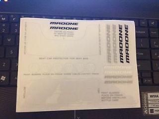 Trek Madone Sticker Sheet,5.2,ssl,stumpjumper,trek,specialized,remedy