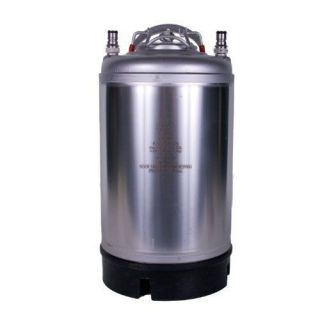Gallon Cornelius Ball Lock Keg   Home Brewing & Beer