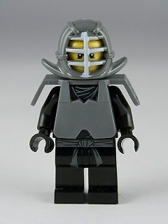 NEW! LEGO NINJAGO minifigure ninja KENDO COLE comes with armor as