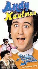 Andy Kaufman   The Midnight Special (VHS