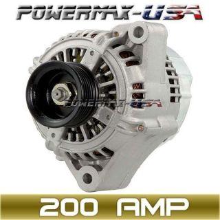 HIGH OUTPUT ALTERNATOR LEXUS GS400 LS400 SC400 SC430 GS430 4.0 4.3L