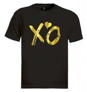 XO The Weeknd T Shirt lil wayne cool new OVOXO Octobers VERY DRAKE