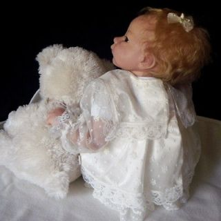 Custom Reborn Doll Open Eyed Andi NEW RELEASE by Linda Murray FREE