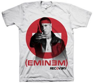 EMINEM   Recovery Point   T SHIRT S M L XL Brand New  Official T