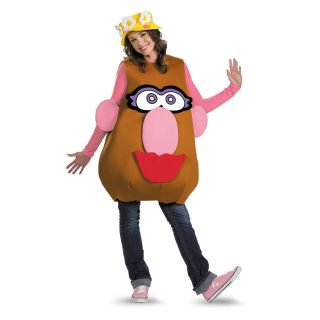 MR. or MRS. POTATO HEAD mens womens adult toy story costume halloween