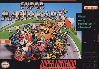 super mario kart snes super nintendo cartridge only