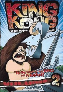 King Kong The Animated Series   Vol. 2