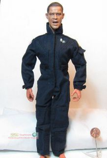 Action Figure Accessory US Police Air Patrol Helicopter Uniform