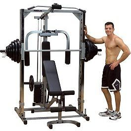 smith machine in Home Gyms