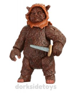 Star Wars Vintage Collection Toys R Us Ewok Pack Tippet LOOSE IN STOCK