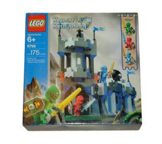 Lego Castle Knights Kingdom II Knights Wall 8799