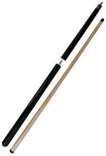 58 3 piece jump break pool cue billiard stick w