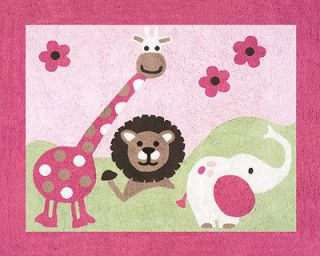 Pink Area Rugs for Girls