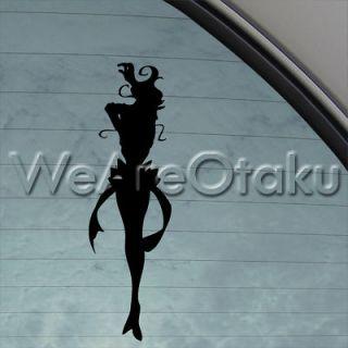 sailor moon decal sailor jupiter truck window sticker from japan
