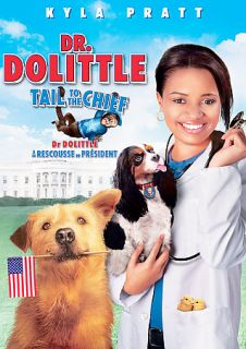 Dr. Dolittle Tail to the Chief DVD, 2008, Canadian