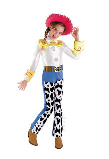 DISNEY TOY STORY JESSIE TODDLER/CHILD COSTUME Cute Ranch Theme Party