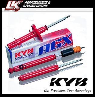 Rear KYB AGX Shock Absorber Suzuki Santana (LJ 10, 20, LJ 81) 70 77