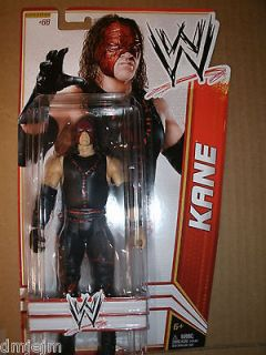 wwe kane basic wrestling figure with mask returns not accepted