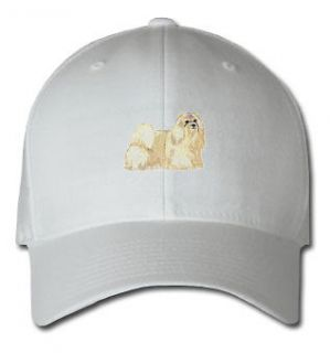 MALTESE DOG & CAT SPORTS SPORT EMBROIDERED EMBROIDERY HAT CAP