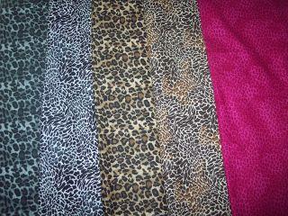 Novelty Animal Skin Prints 100% Cotton fabric AENathan Fabric