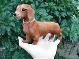 DOG Furry Animal Baby Girl Puppy * Ooak Fairy Pal ArtDoll Prop * GIFT
