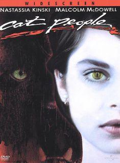 cat people dvd 2002 nastassja kinski malcolm mcdowell remake of