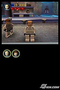 LEGO Star Wars The Complete Saga Nintendo DS, 2007