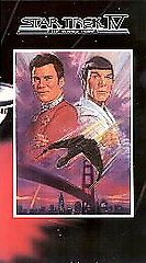 IV   The Voyage Home [VHS] William Shatner, Leonard Nimoy, Leonard Ni