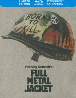 Full Metal Jacket DVD, 2011, Canadian Steelbook