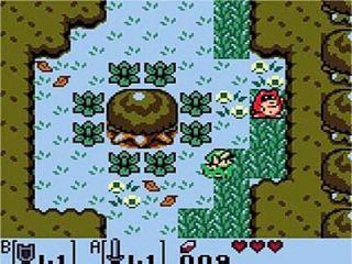 The Legend of Zelda Links Awakening DX Nintendo Game Boy Color, 1998