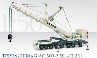 Conrad   Terex AC500 2 SSL Mobil Crane   Revised.