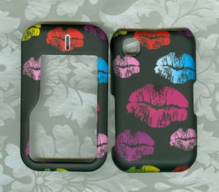 lips kiss nokia 6790 straight talk phone cover case time