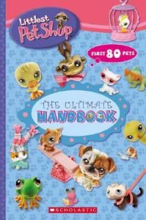 Littlest Pet Shop by Samantha Brooke 2006, Paperback, Handbook