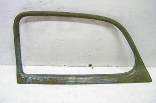 1939   1947 ? plymouth chrysler dodge nassau door window trim moulding