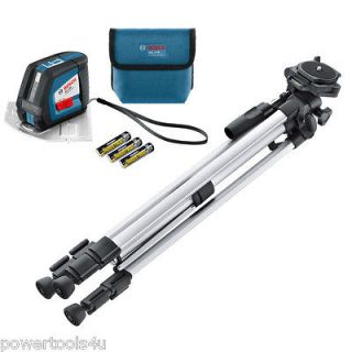 Bosch GLL 2 50 Professional Laser Level + BS 150 Tripod 0601063101