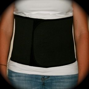 Newly listed POSTPARTUM Support Recovery Belt C section size LARGE