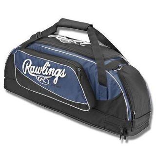 NEMEB Nemesis Navy Blue Baseball/Softball Player Equipment Bat Bag