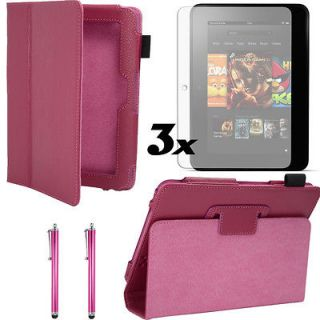 kindle fire case pink in Cases, Covers, Keyboard Folios