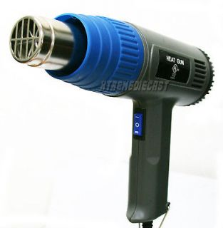 1500w electric heat gun with 2 temp 2 speed 4