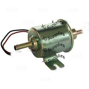 12v fuel pump kubota jcb mitsubishi  56