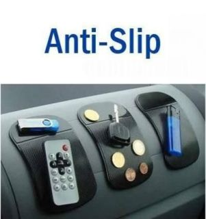 MOBILE PHONE PDA MP4 IPOD NANO TOUCH IPHONE IN CAR HOLDER STICKY PAD