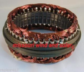 12 volt permanent magnet alternator stator core 4 pma  59