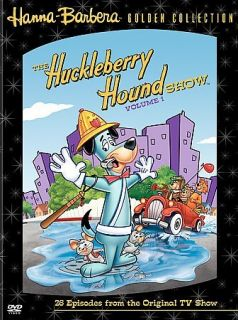 The Huckleberry Hound Show: Vol. 1 (DVD, 2005 4 Disc Set)