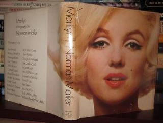 Mailer, Norman   Marilyn Monroe MARILYN  A Biography 1st Edition