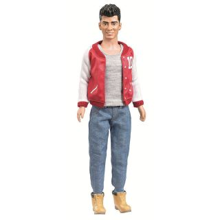 one direction doll barbie doll zayn malik new time left