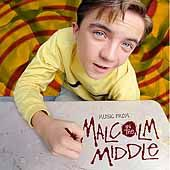 Malcolm in he Middle CD, Feb 2001, Resless Records USA