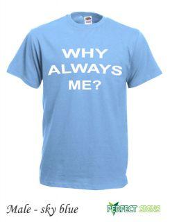 ME? T shirt Mario Balotelli Manchester City MCFC sizes S XXL Blue