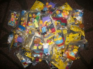 BURGER KING THE SIMPSONS MOVIE   TOY YOUR CHOICE  GREAT PRICE L@@K