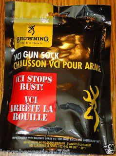VCI GUN RIFLE SHOTGUN SOCK CASE Vapor Corrosion Inhibitor RUST PROTECT