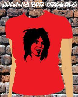 nikki sixx motley crue womens t shirt ladies wb217 more